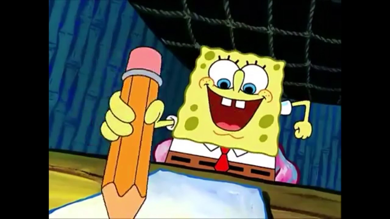 001 Maxresdefault Spongebob Essay Meme Stirring Generator Font Full