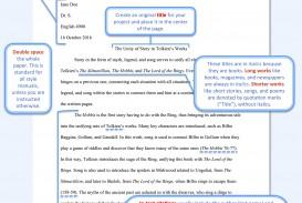 001 Model Mla Paper Essay Magnificent Title Page Informative Outline Cite In Anthology