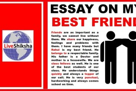 001 My Friend Essay Example Awesome In Marathi For Class 5