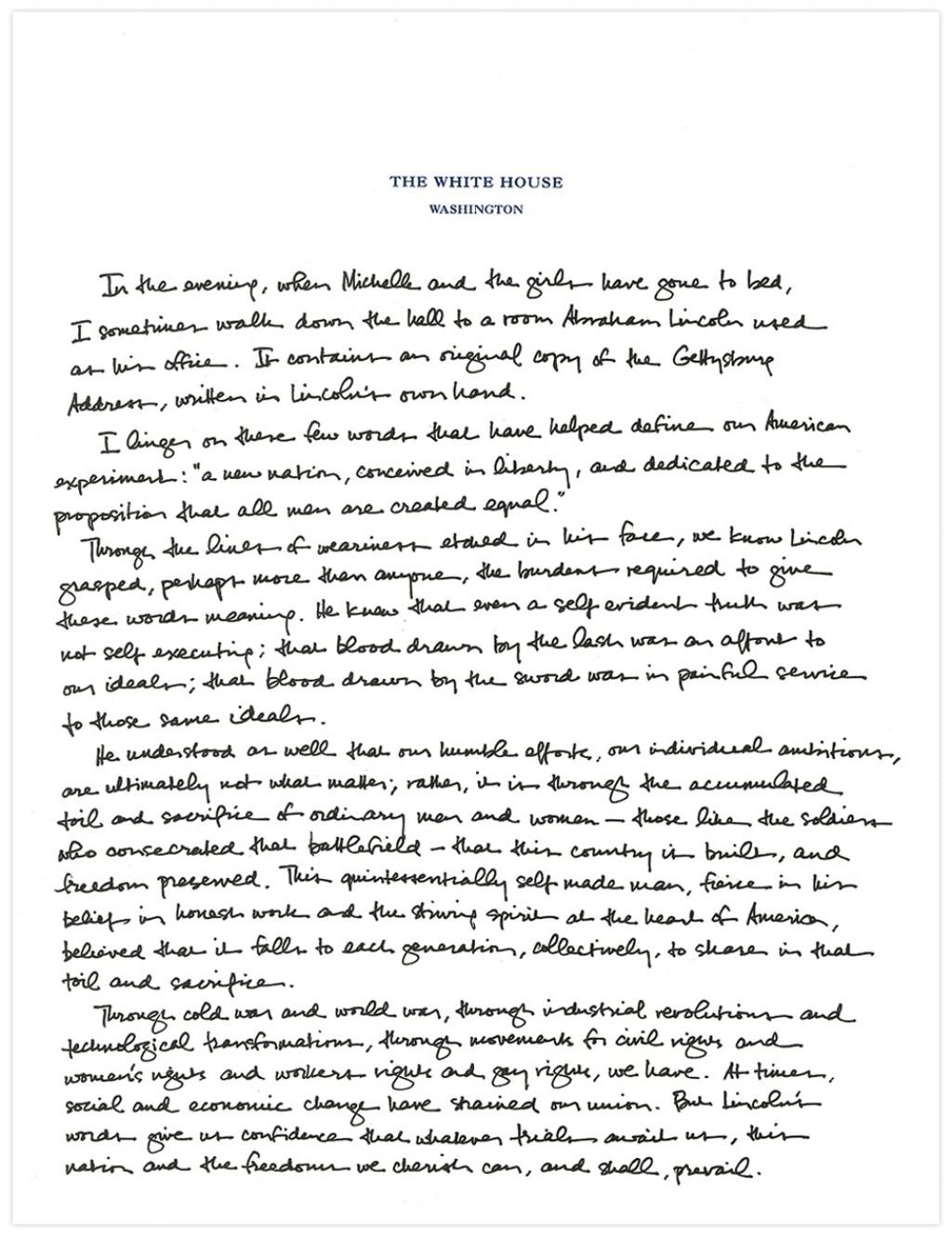 001 Obama Essay Potus Gettysburg Web 2013 Marvelous President Research Paper Barack Pdf Michelle Large