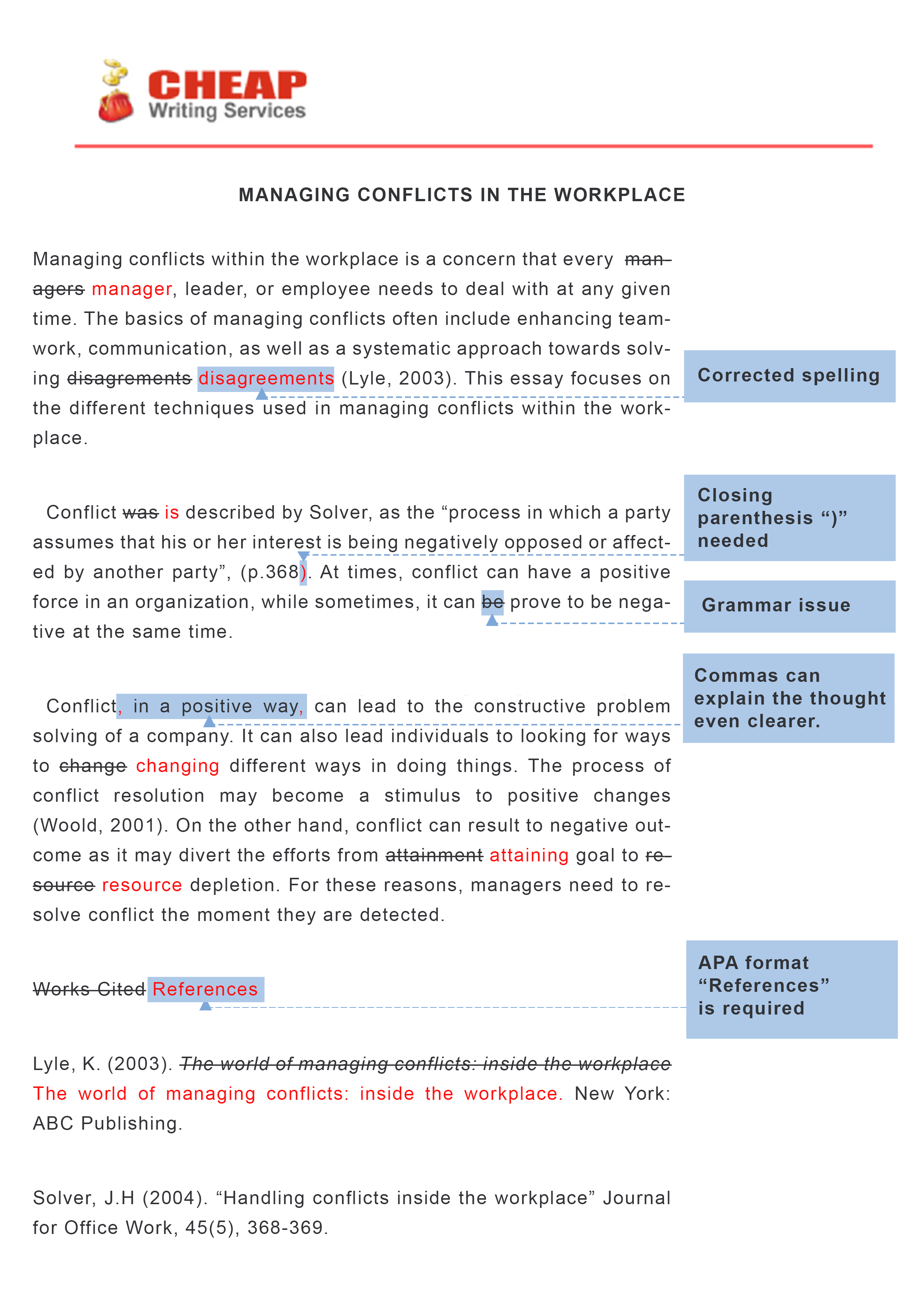 001 Online Essay Editor Example Top College Paper Full