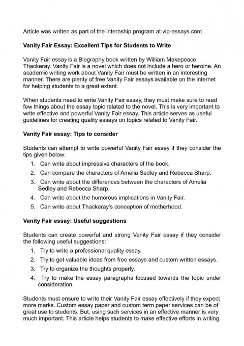 001 P1 Essay Example On Stupendous Vanity Definition Fair Montaigne's 480