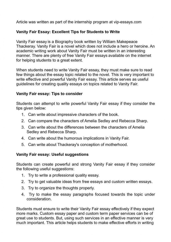 001 P1 Essay Example On Stupendous Vanity Monica Lewinsky Fair Questions By Birago Diop