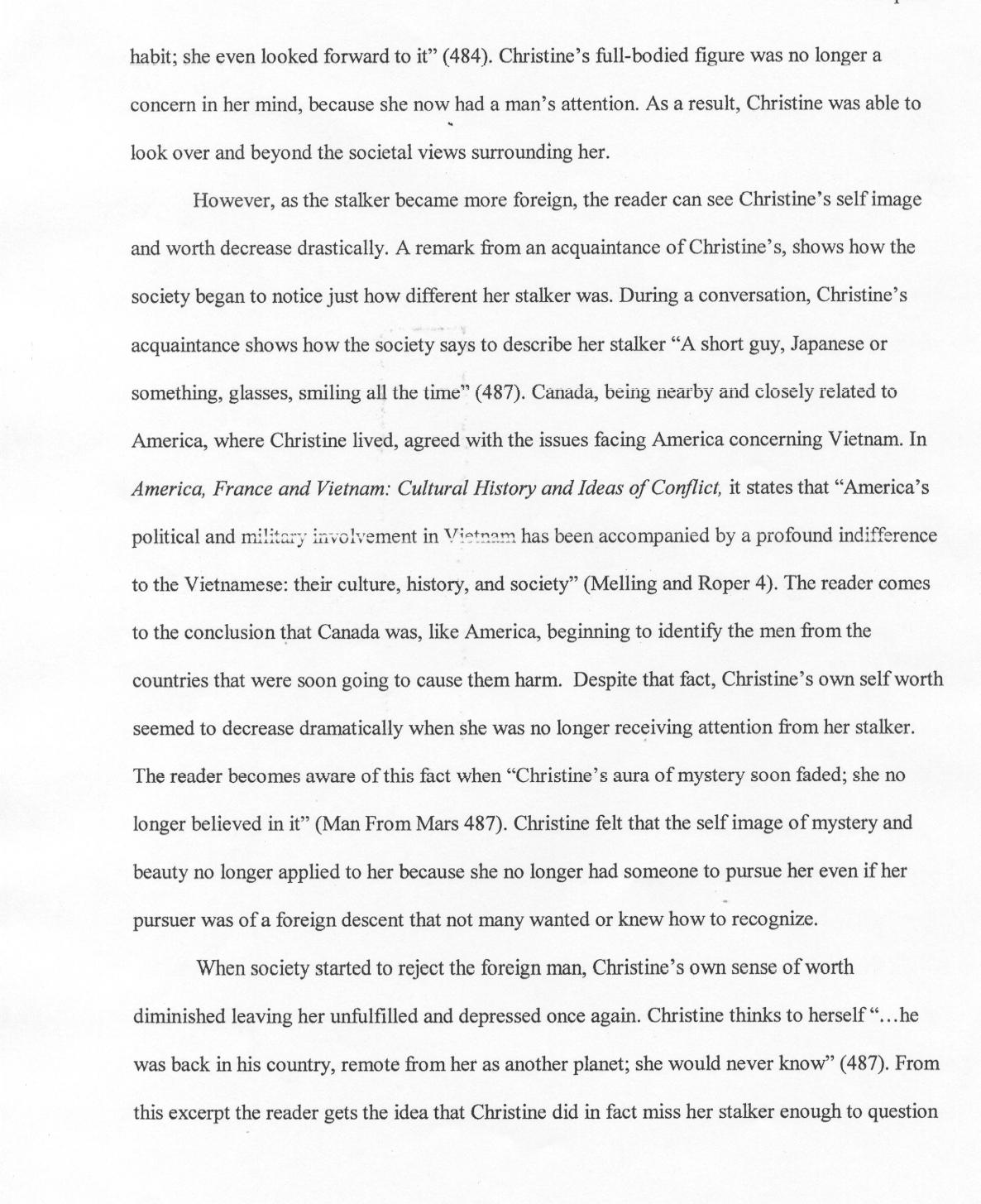 001 Page Essay Example Ess2ex2 4 Rare 2 Template On Bullying Format Full