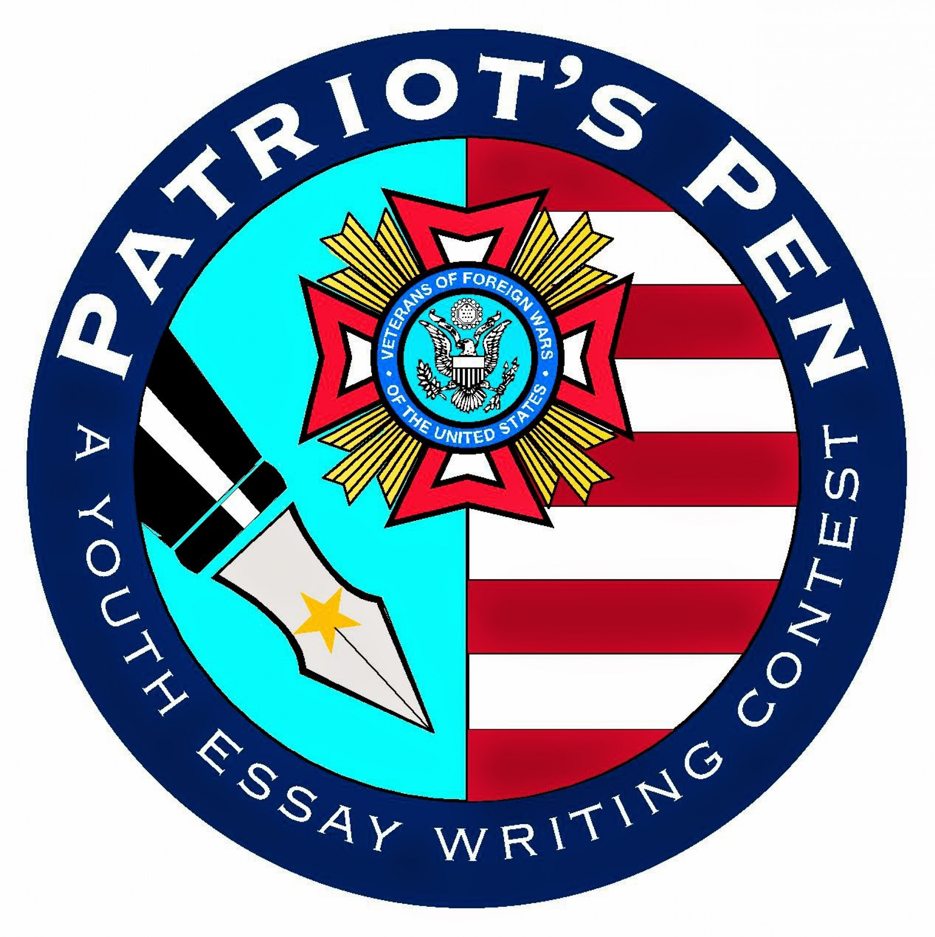 001 Patriots Pen Essay Contest Example Remarkable Patriot's 2018 Winners Vfw Entry Form 1920