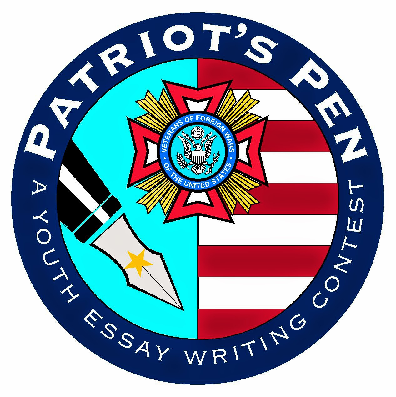 001 Patriots Pen Essay Contest Example Remarkable Patriot's 2018 Winners Vfw Entry Form Full