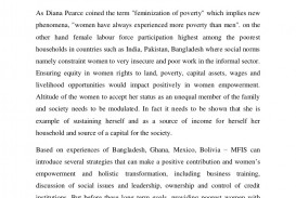 001 Poverty Has Traditionally Been Defined In Terms Of Income Or Expenditure And Can Viewed Relative Absolute Prepared By Naresh Sehdev Phpapp01 Thumbnail Exceptional Women Empowerment Essay Pdf Gender Equality Women's