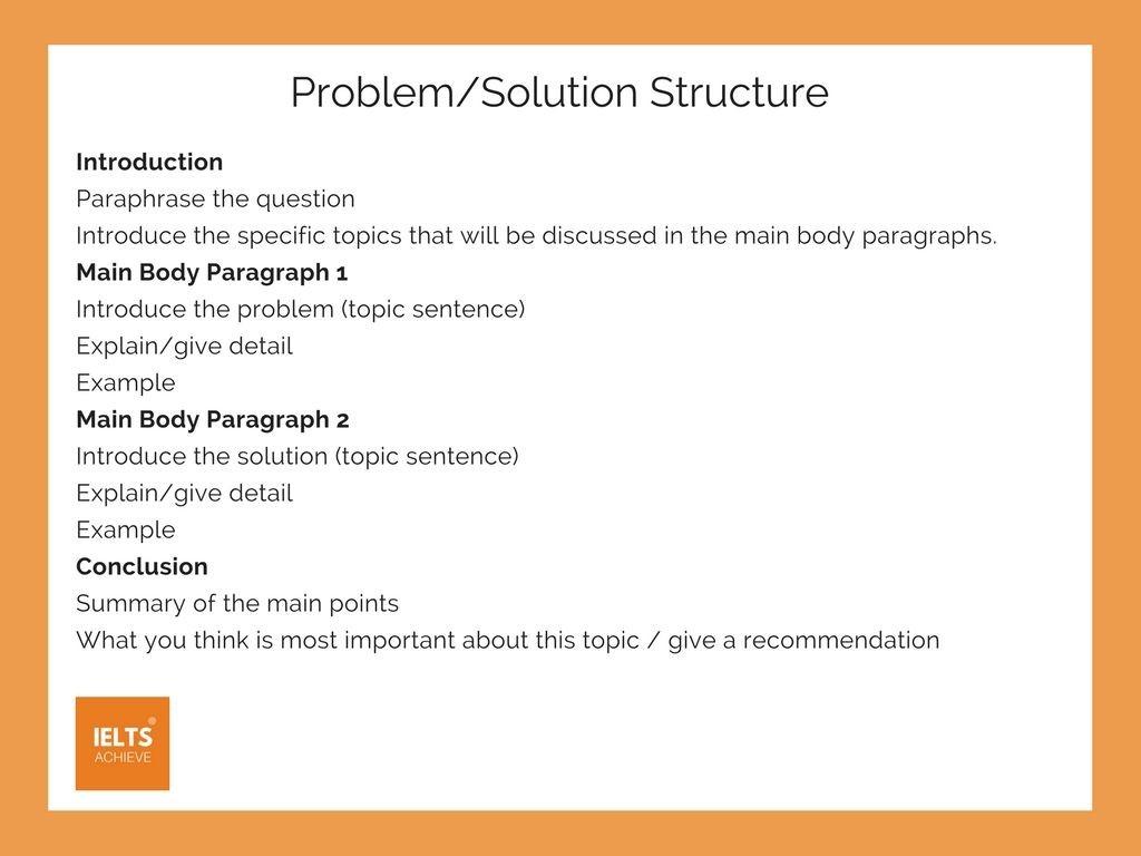001 Problem Solution Essay Formidable Structure Pdf Format Ielts Layout Large