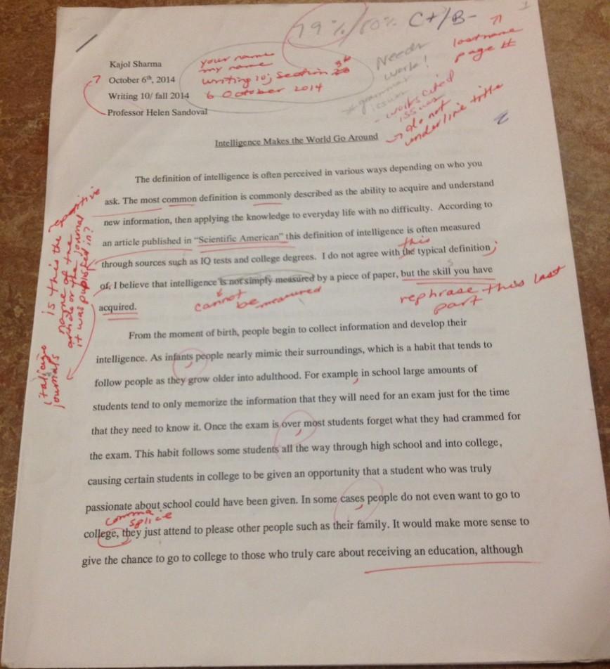 001 Process Ksharma8 Essay Professor Writing Amazing My Favourite Ambition