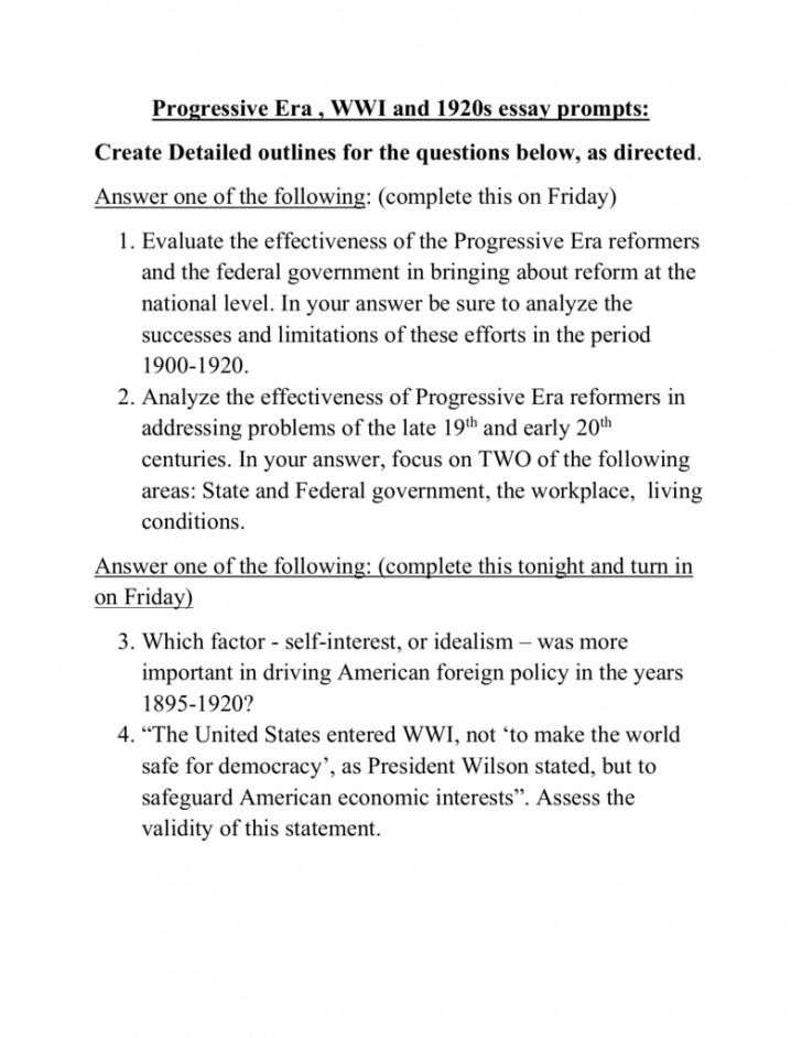 progressive essay  thatsnotus   progressive essay awful example essays on democracy era outline