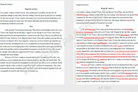 001 Proofread Essay Before After Unique Proofreading Service Website University
