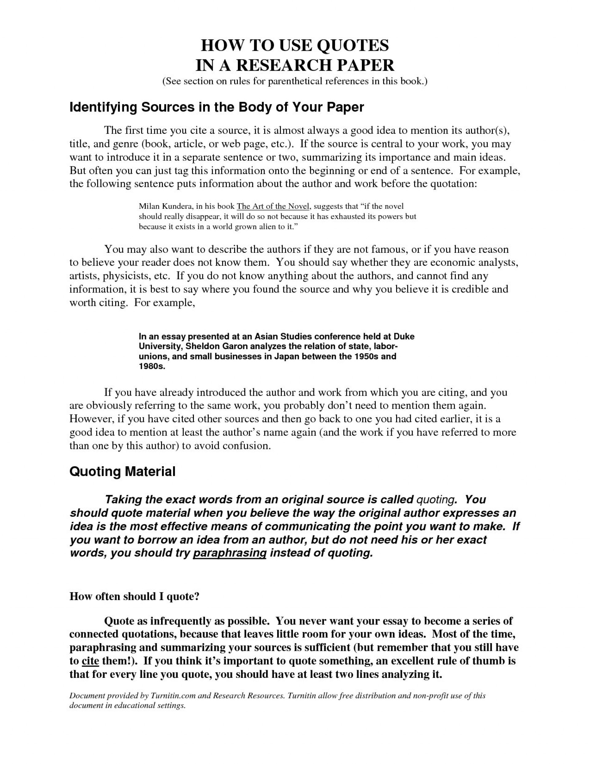 001 Quotes In Essay Format How To Cite Explanatory Quote Beginning With Sample Starting Example Using Frightening Essays Apa Mla Paper 1920
