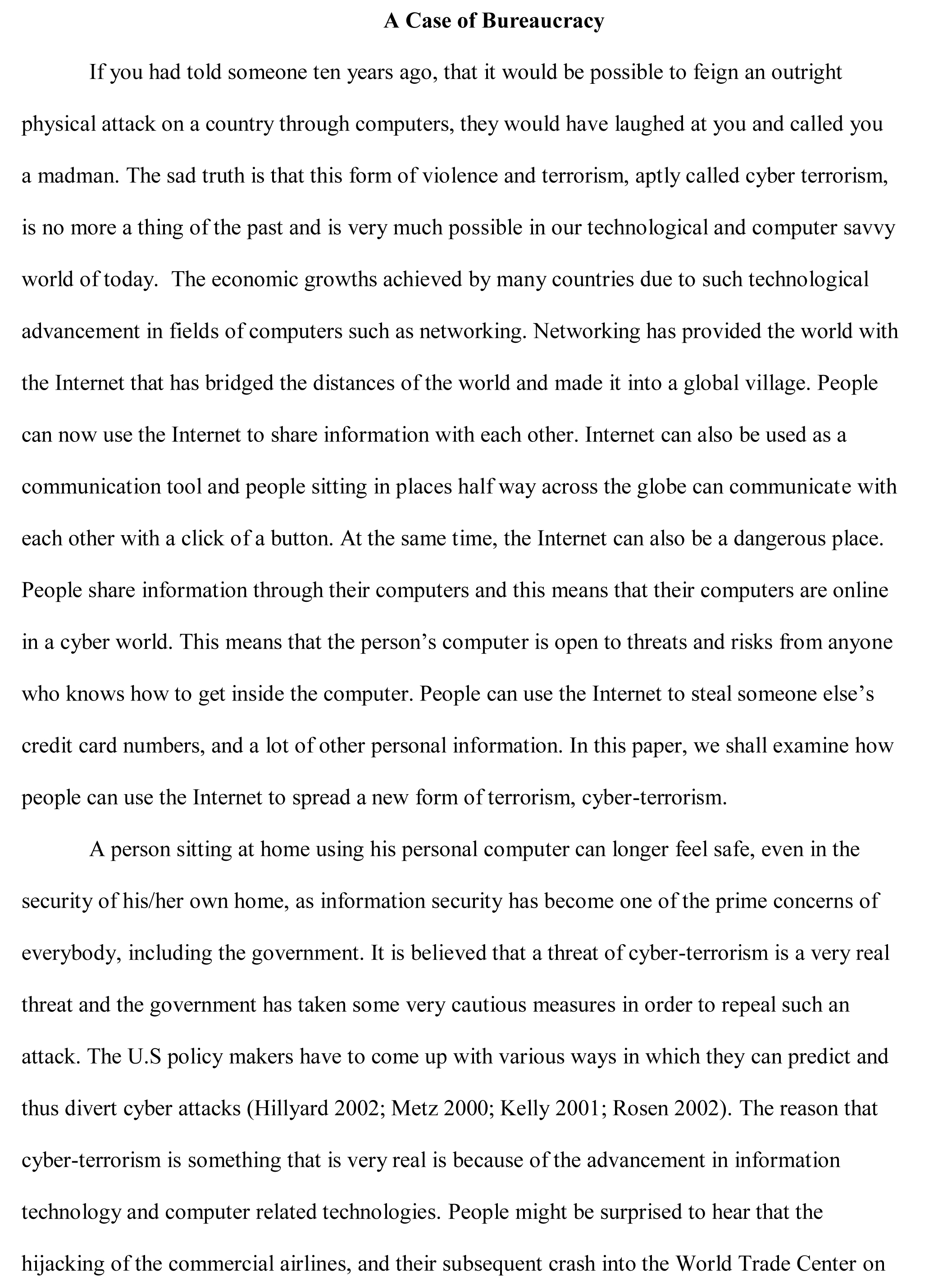 001 Rsearch Paper Free Sample Essay Example Imposing Research Format Full