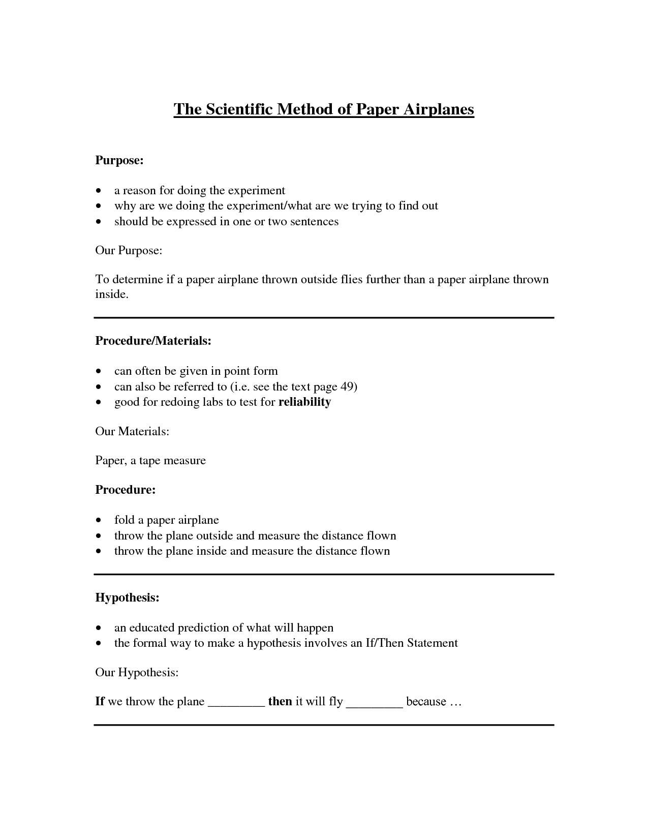 scientific theory essay