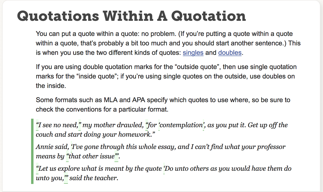001 Screen Shot At Pm Essay Example How To Quote In Fascinating A An Put Famous Website Apa Full
