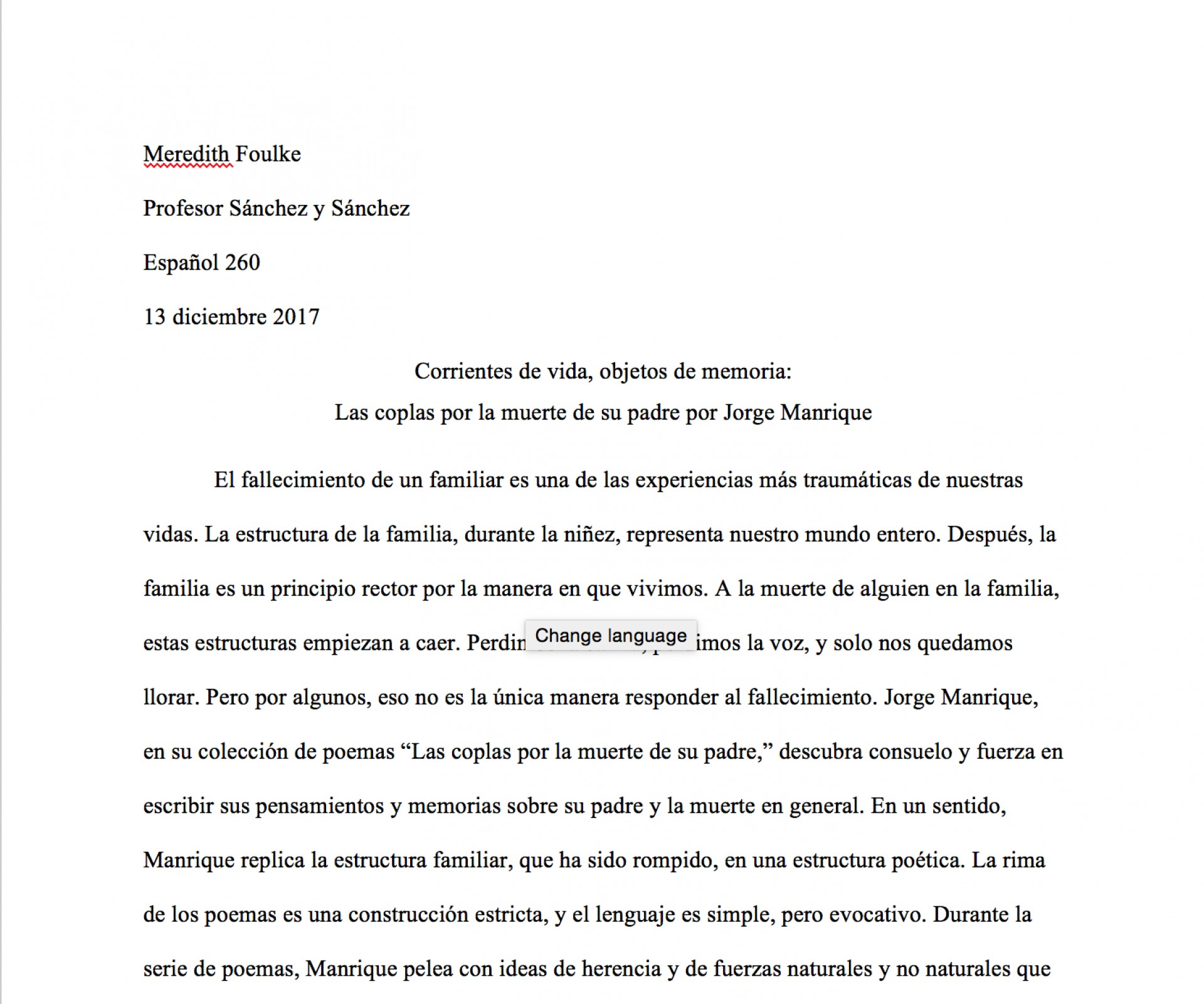 essay significado wordreference