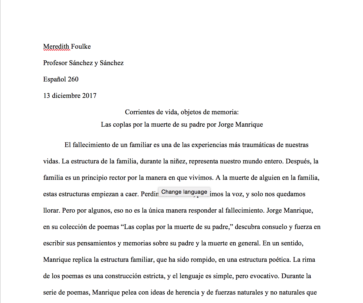 001 Screenshot Essay Example En Fearsome Espanol Que Significa La Palabra Español Prompt Persuasive Full