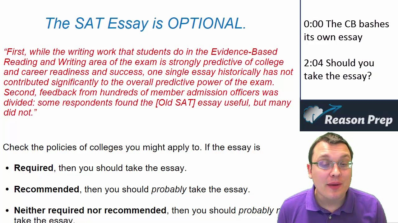 001 Should I Take The Sat Essay Maxresdefault Surprising Reddit U Full