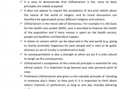 001 Strengthsofutilitarianism Phpapp02 Thumbnail Utilitarianism Essay Dreaded Against Conclusion Questions