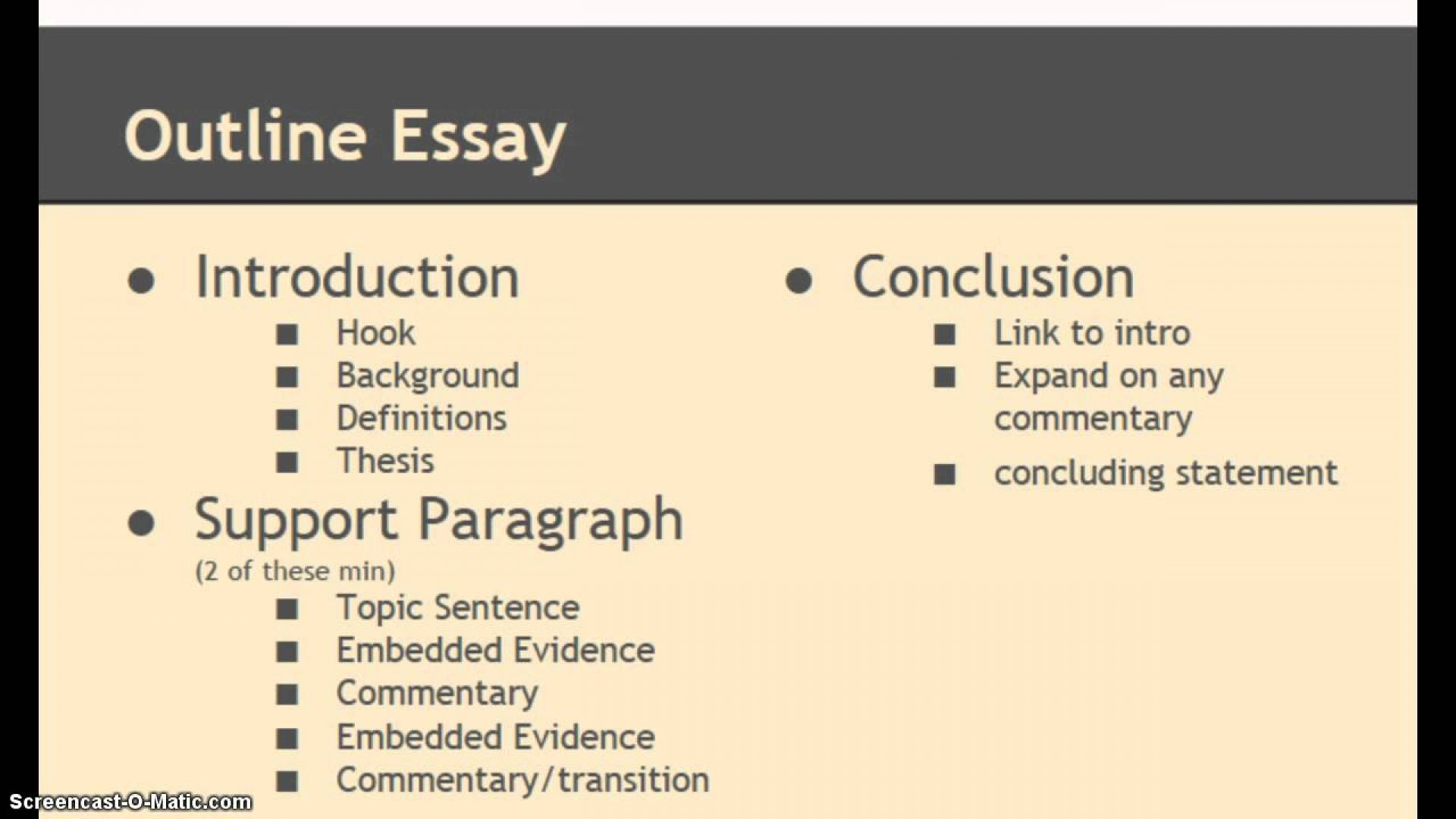 001 Synthesis Essay Outline Example Stupendous Ap Lang Layout 1920