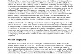 001 The Scarlet Ibis Essay 009067886 1 Best Thesis Questions Discussion