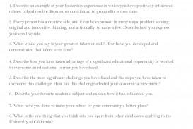 001 Think Tank Essay Uc Prompts 2016 2 Top