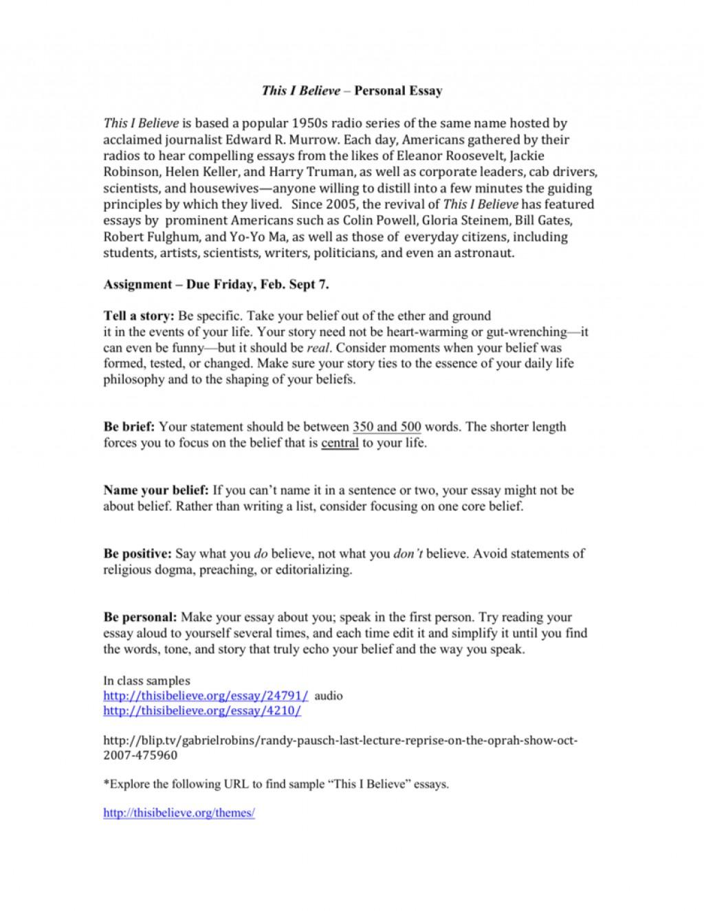 001 Thisibelieve Org Essays Featured 009016648 1 Essay Amazing Thisibelieve.org Large