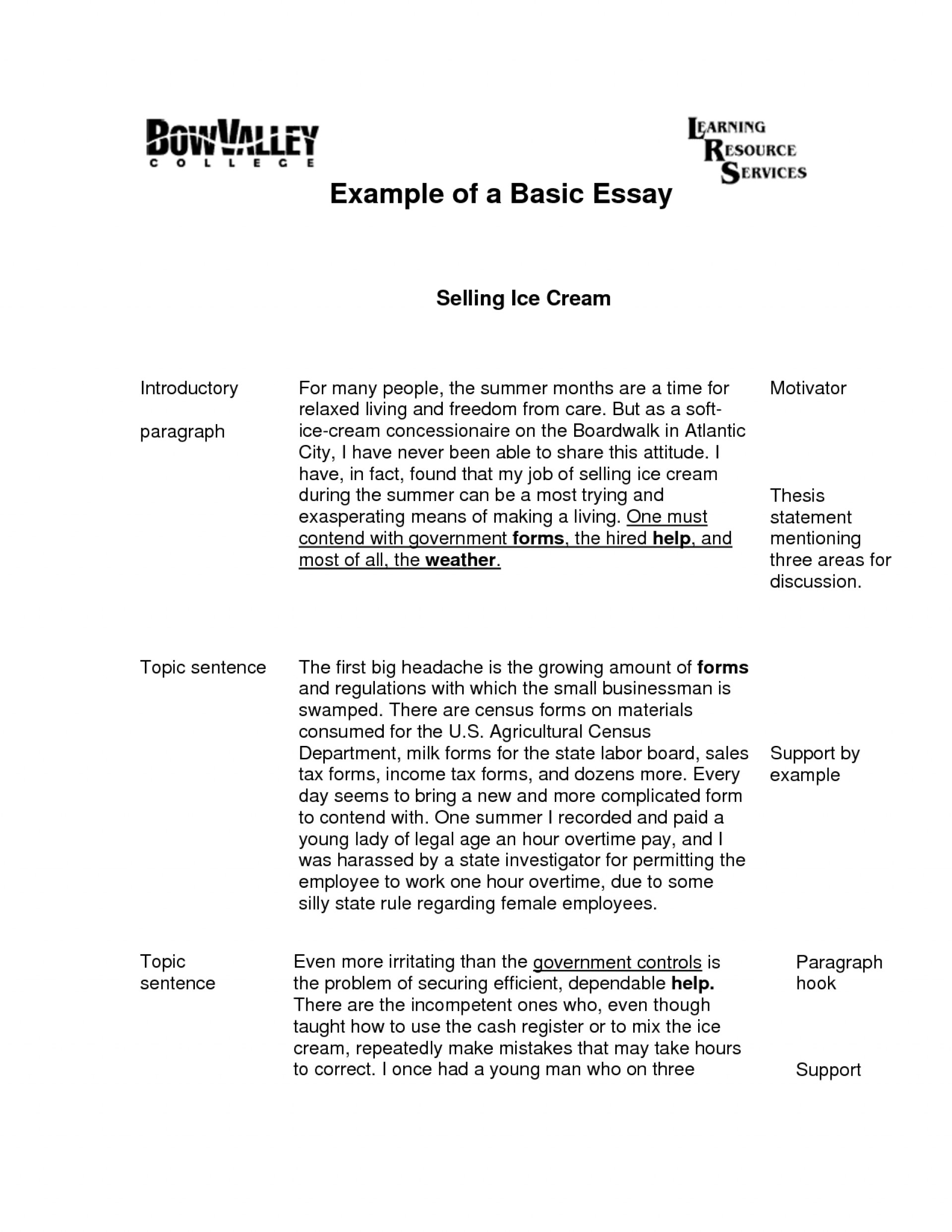 001 Types English Essays Essay Basics Presure With Of An L Example The Stunning Writing Art Pdf Nigel Warburton 1920