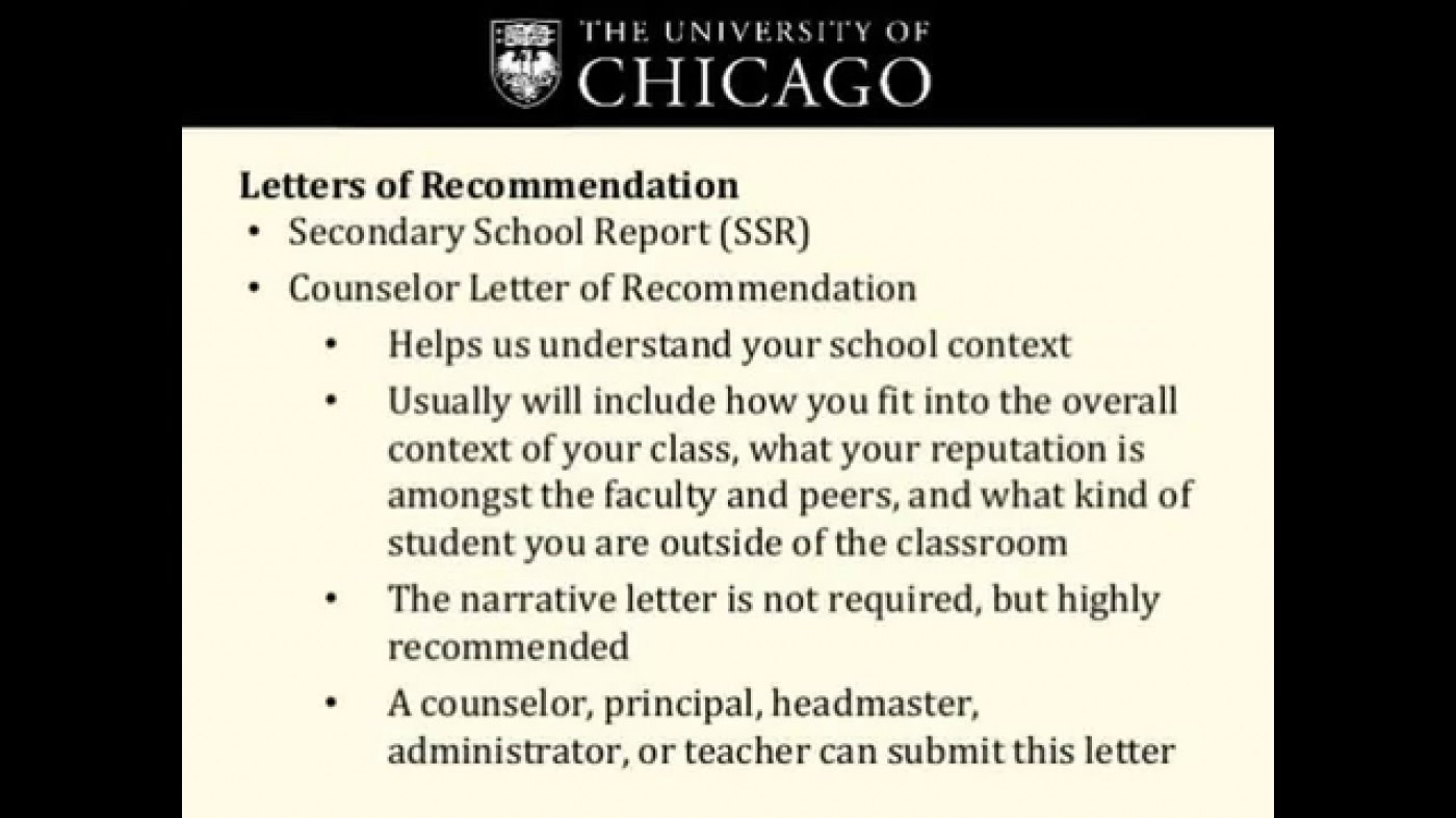 001 University Of Chicago Essay Prompts Example Striking Illinois Prompt Loyola 1400