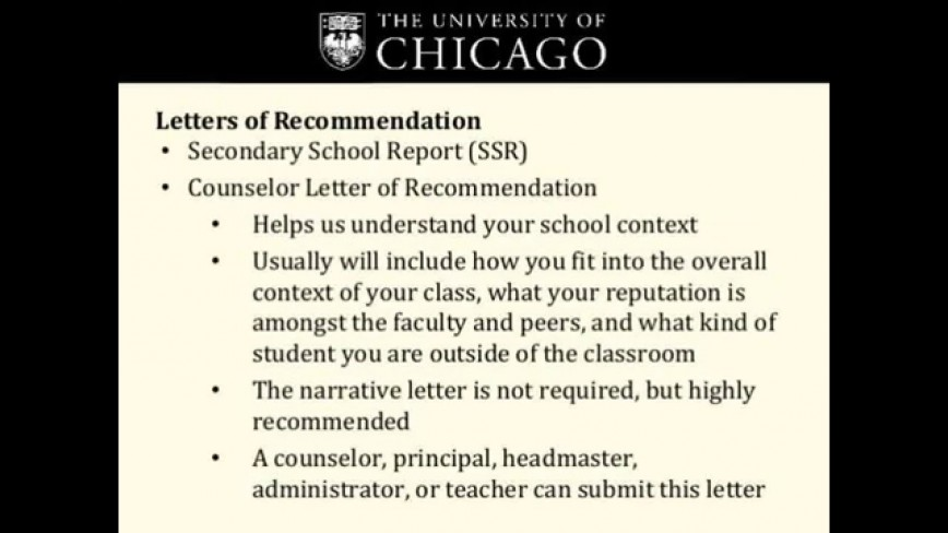 001 University Of Chicago Essay Prompts Example Striking Illinois Prompt Loyola 868