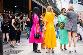 001 What Does Fashion Mean To You Essay Nyfw Street Style Fall Man Repeller Day Stupendous