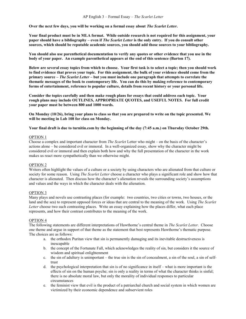002 008050214 1 Essay Example Scarlet Imposing Letter Titles On Sin Pdf Full