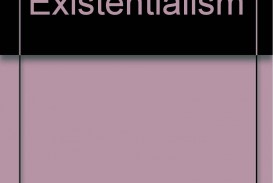 002 61qllswwwgl Essay Example Essays In Outstanding Existentialism Pdf Sartre