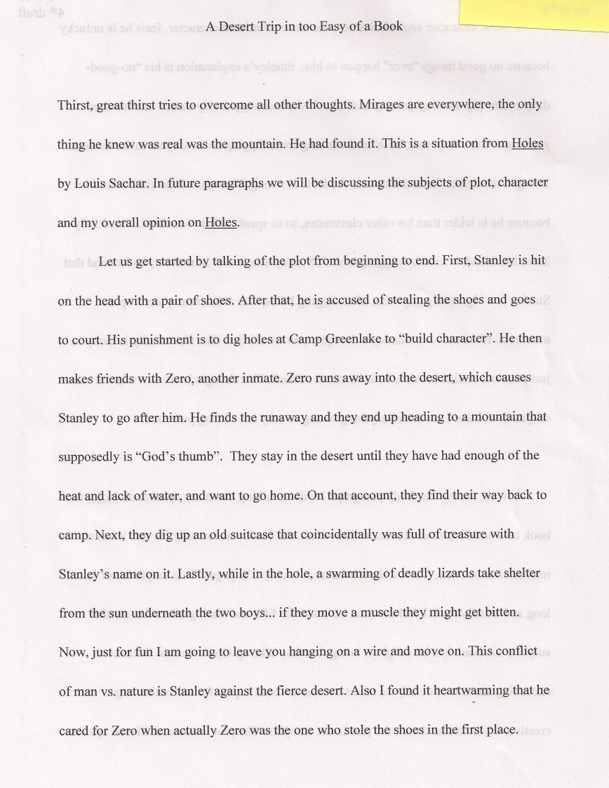 002 6th Grade Essay Topics Example Desert Surprising Persuasive Examples Science Prompt