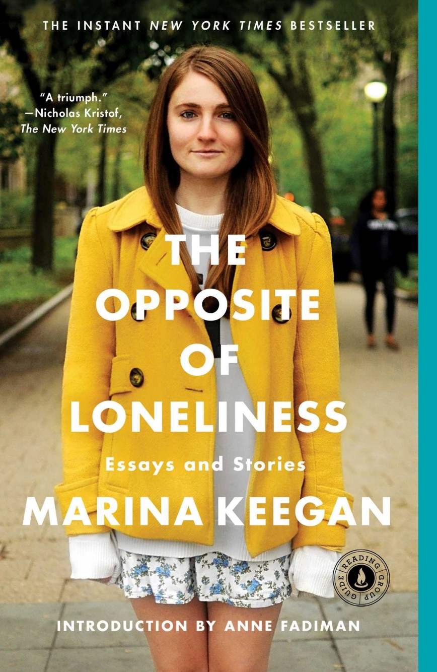 002 81xm Clxskl The Opposite Of Loneliness Essay Fascinating Book Essays And Stories 868
