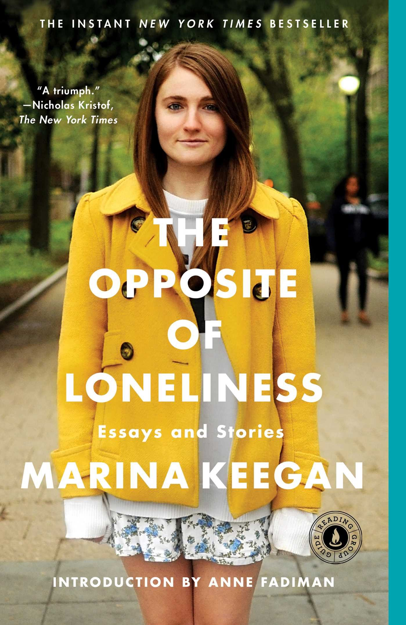 002 81xm Clxskl The Opposite Of Loneliness Essay Fascinating Book Essays And Stories Full