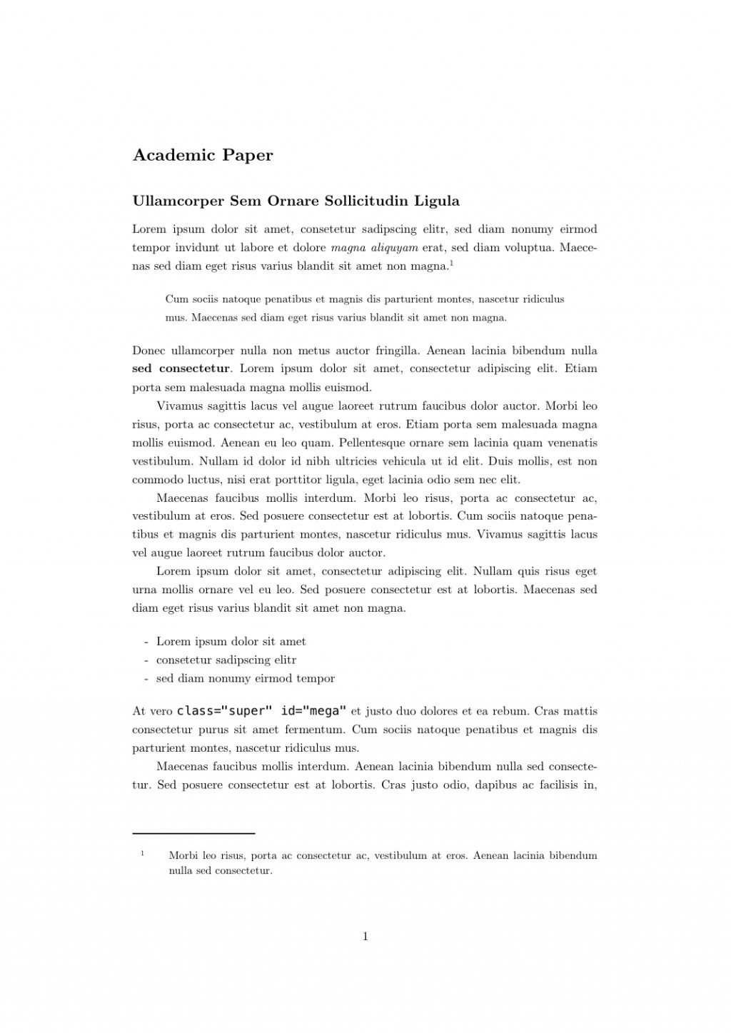 002 Academic Style Essay Example Fascinating Formal University Samples Harvard Large