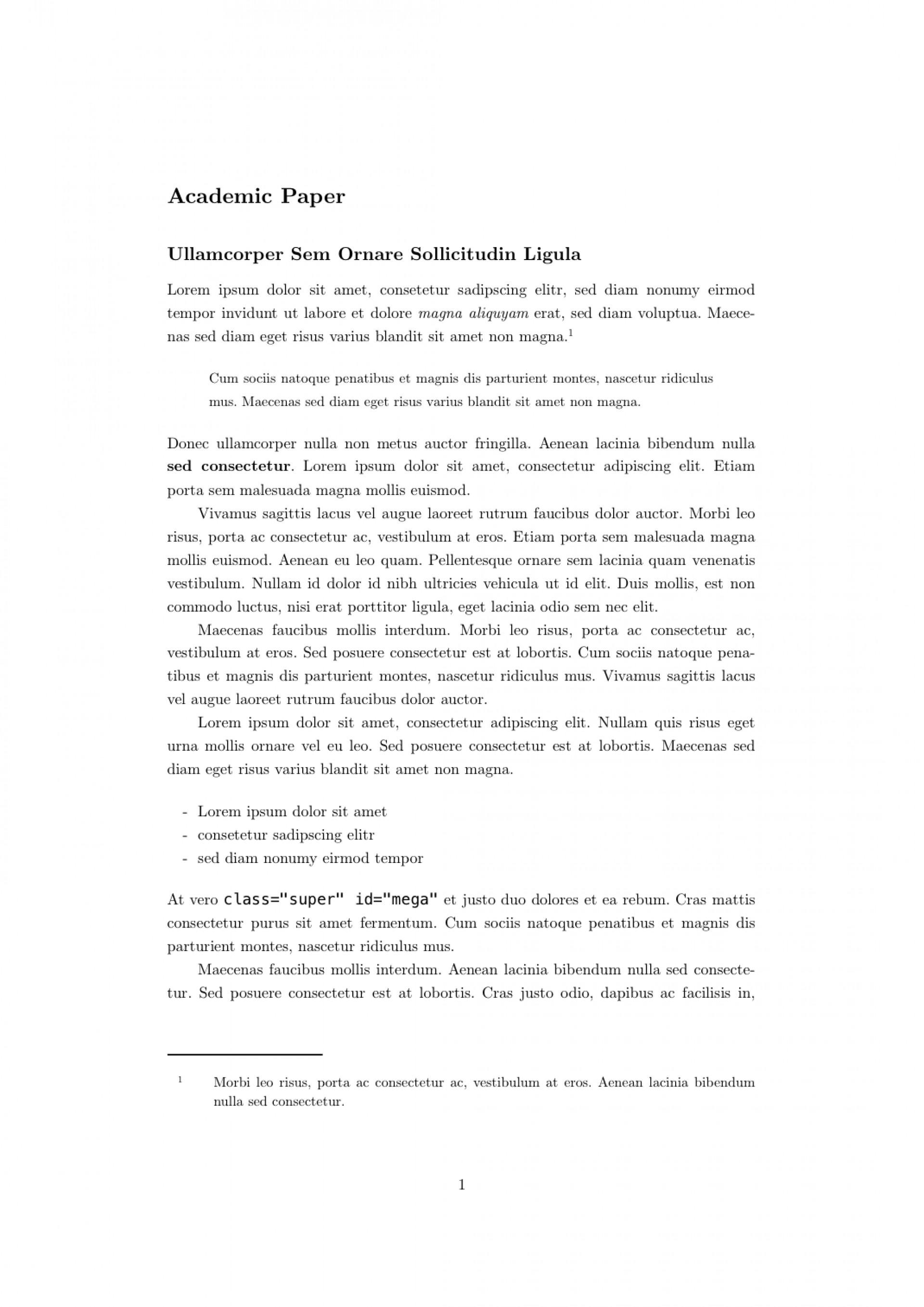 002 Academic Style Essay Example Fascinating Formal University Samples Harvard 1920