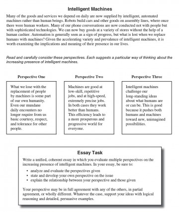 002 Act Prompt Essay Fearsome Topics Time Limit 360