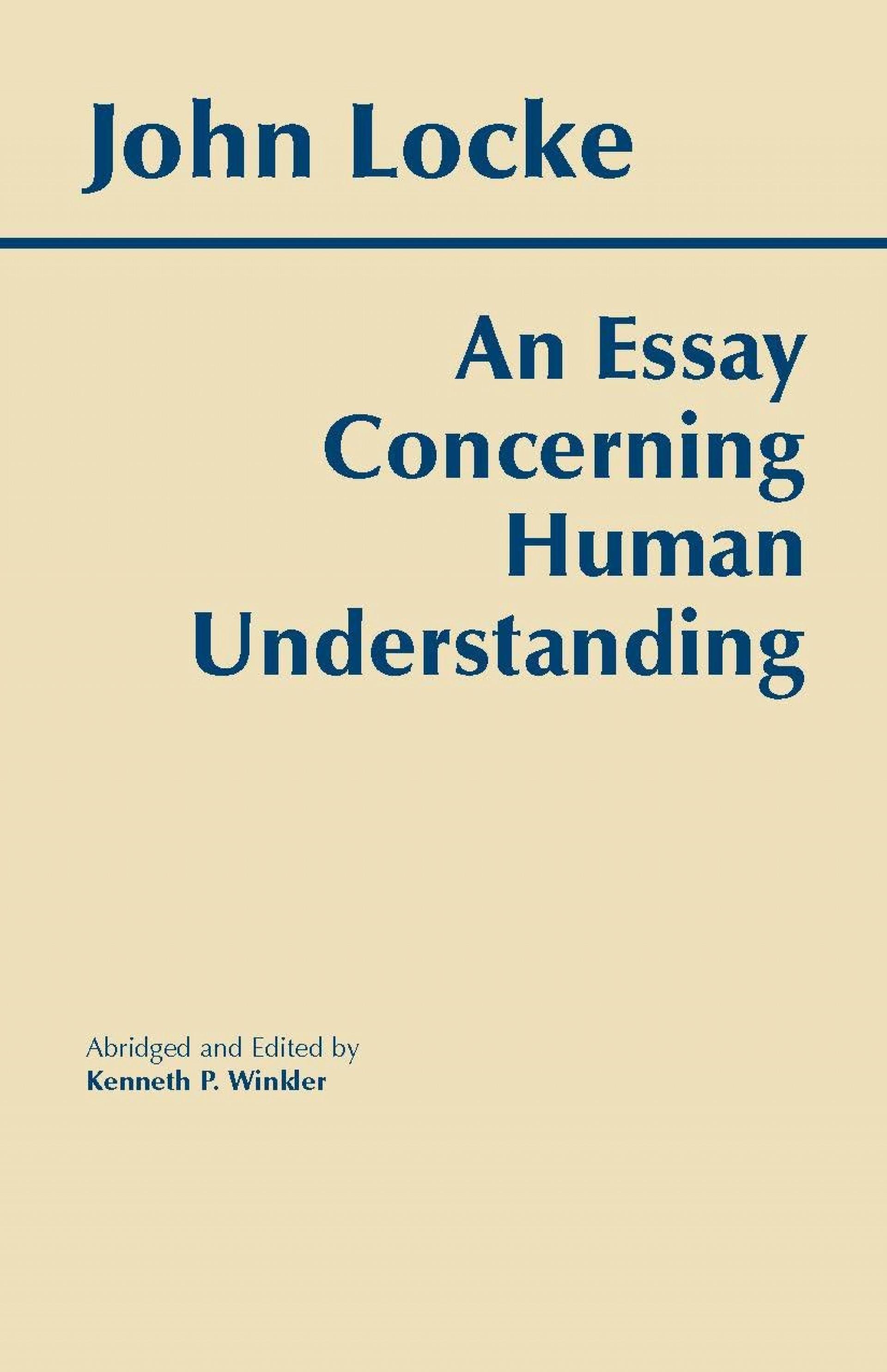 002 An Essay Concerning Human Understanding 61dxvs08kol Stunning Book 2 Chapter 27 Summary Locke Analysis John Tabula Rasa 1920