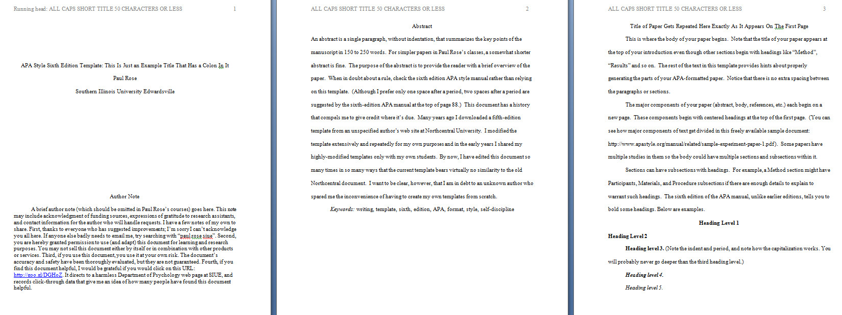 002 Apa Format Essay Template Preview Stupendous Papers Examples Word 2010 Full