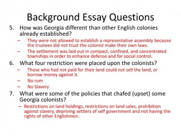002 Background Essay Ppt Download Questions Answer Key Backgroundessayques Pearl Harbor Electoral College Declaration Of Independence Salem Mini Q Causes Ww1 Harriet Tubman Staggering Answers Renaissance Constitution 360