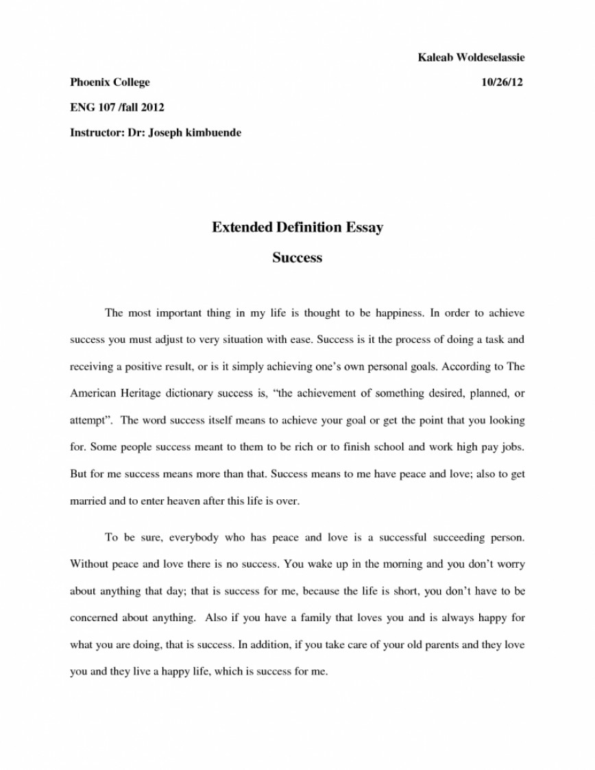 002 Best Soluti Success Definition Essays Perfect Invoice Template Word 791x1024 Extended On Impressive Essay 868
