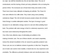 002 Cause And Effect Essay On Pollution Air Causes Effects Solutions Solution Of Water L Astounding Environmental About In Cities