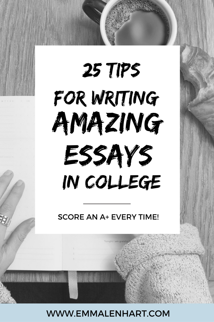 002 College Essay Writing Tips Example Imposing Video Application Full