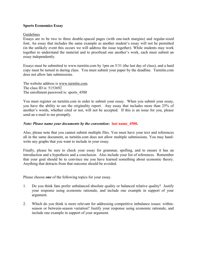 002 Economics Essay Example 008593406 1 Archaicawful Sample A Level Question Competition Full