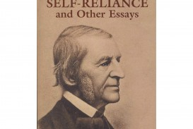 002 Emerson Self Reliance Essay Example  Uy2044 Ss2044 Staggering Summary Translated Into Modern English Analysis