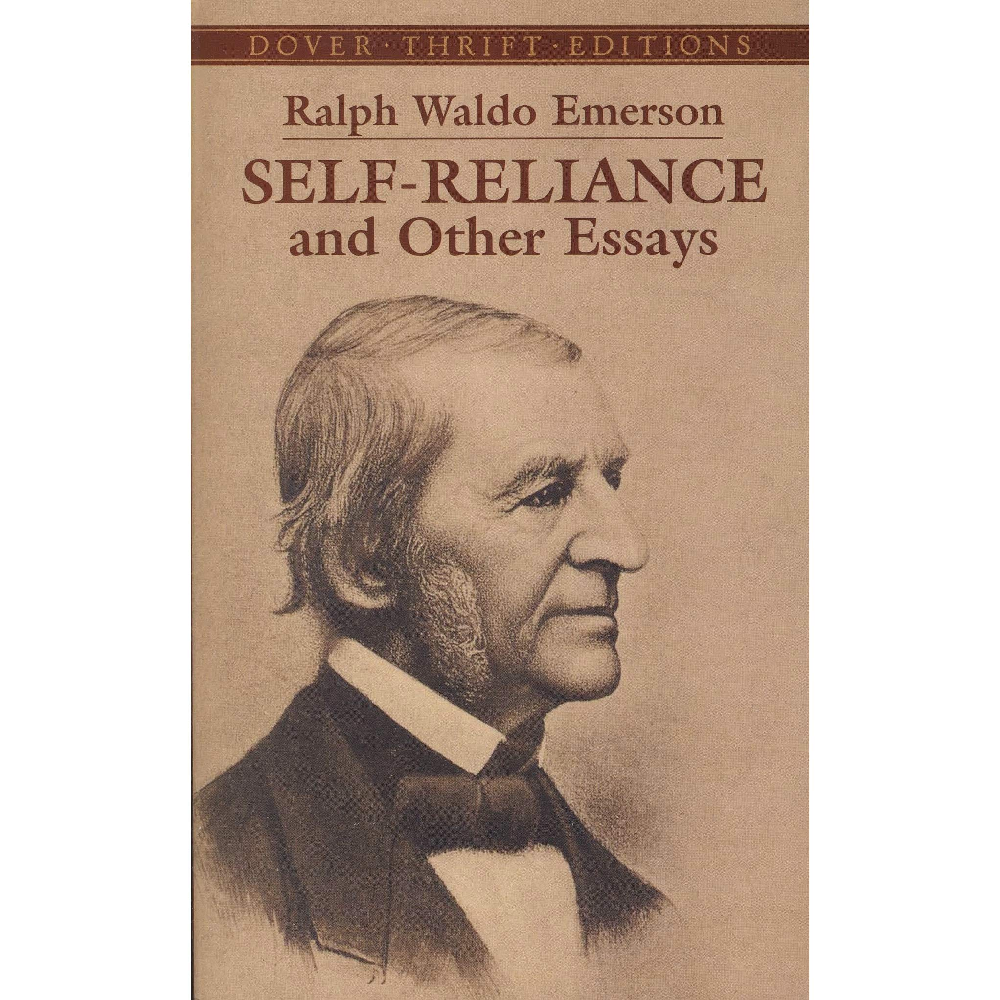 002 Emerson Self Reliance Essay Example  Uy2044 Ss2044 Staggering Summary Translated Into Modern English AnalysisFull