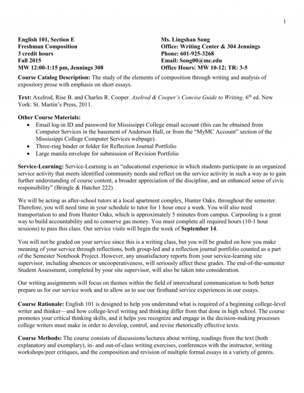 002 English Essays Reflective Essay On Writing Text Rare 101 Reading And Topics Large