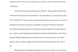 002 Essay  Lightning Funny Essays Stupendous Topics Written By Students For College320